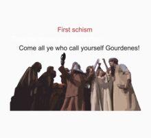 First schism Kids Tee