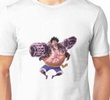 One Piece Luffy 4th Gear Unisex T-Shirt