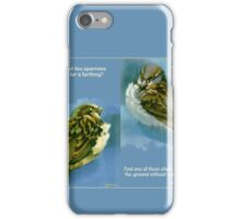 Two Sparrows iPhone Case/Skin