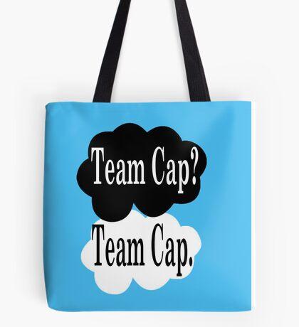 Team Cap? Team Cap Tote Bag