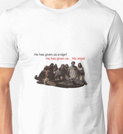 The shoe Unisex T-Shirt