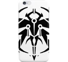 Rank-Up-Magic Raid force Black Edition iPhone Case/Skin