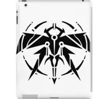 Rank-Up-Magic Raid force Black Edition iPad Case/Skin