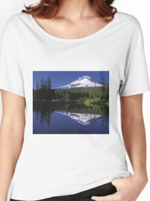 Mount Hood in Oregon Women's Relaxed Fit T-Shirt