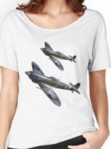 Blueprint Spitfire Women's Relaxed Fit T-Shirt