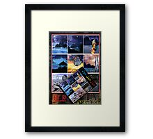 TH43 Framed Print