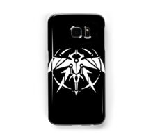 Rank-Up-Magic Raid force White Edition Samsung Galaxy Case/Skin