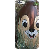 easter chip iPhone Case/Skin