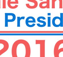 Bernie Sanders for President: 2016 Sticker