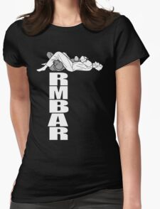 Armbar tee Womens Fitted T-Shirt