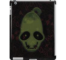 Abe Green iPad Case/Skin