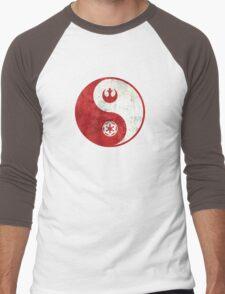 Star Wars Yin-Yang Men's Baseball ¾ T-Shirt