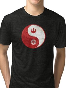 Star Wars Yin-Yang Tri-blend T-Shirt