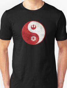 Star Wars Yin-Yang Unisex T-Shirt