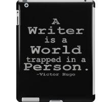 Writers iPad Case/Skin