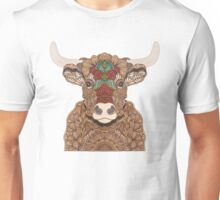 Franz the bull Unisex T-Shirt