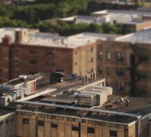 Rooftops (1) Sticker