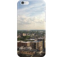 Rooftops (2) iPhone Case/Skin
