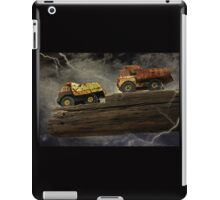 You Are Driving Me Over The Edge iPad Case/Skin