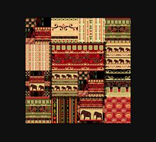 African print with elephants Unisex T-Shirt