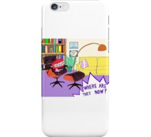 Broad City Where Are They Now Windup Teeth iPhone Case/Skin
