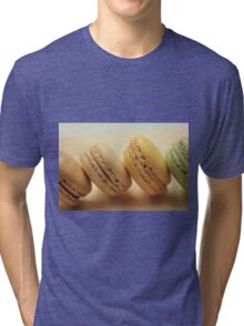 """Macarons by """"Provence Provence"""" Tri-blend T-Shirt"""