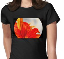 Lily 1 Womens Fitted T-Shirt