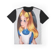 Alice Redraw Graphic T-Shirt