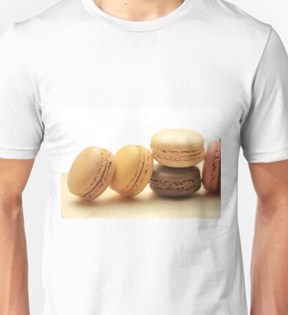"Macarons by ""Provence Provence"" Unisex T-Shirt"