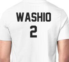 Haikyuu!! Jersey Washio Number 2 (Fukurodani) Unisex T-Shirt
