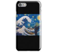 Tribute to Van Gogh iPhone Case/Skin