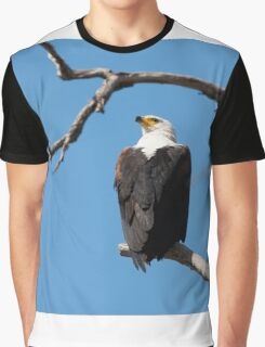 Fish Eagle (african) Graphic T-Shirt