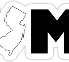 Home New Jersey Sticker