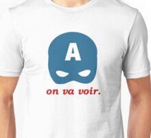 On Va Voir Unisex T-Shirt