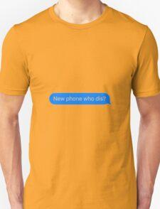 New phone T-Shirt