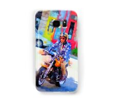 Distinguished Gentleman's ride Adelaide Samsung Galaxy Case/Skin