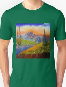 Day at the lake Unisex T-Shirt
