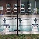 The Pool is Closed by Ethna Gillespie