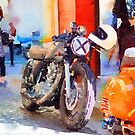 Cafe Racer by Andre Gascoigne
