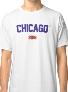 Chicago Cubs 2016 Classic T-Shirt