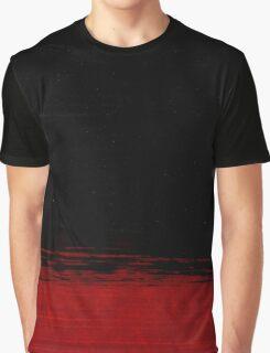 Binary 2 Red Graphic T-Shirt