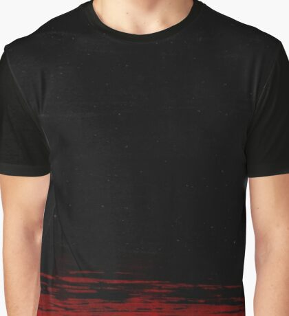 Binary 2 Red Graphic T-Shirt