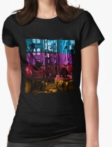 Anchovy Alley Womens Fitted T-Shirt