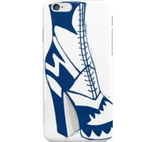 Mystery Designer Boot--Guess iPhone Case/Skin