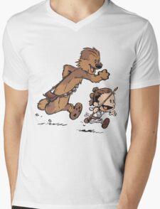 New Adventures Awaken Mens V-Neck T-Shirt