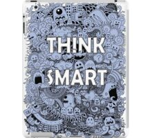 think smart  iPad Case/Skin