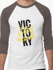 The 100: Victory Men's Baseball ¾ T-Shirt