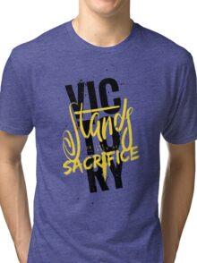 The 100: Victory Tri-blend T-Shirt