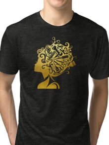 Cosmopolitan Queen Tri-blend T-Shirt