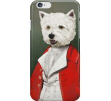 Sir Winston iPhone Case/Skin